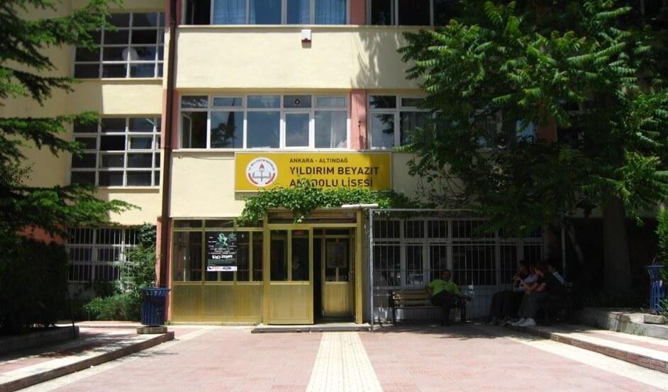 Yıldırım Beyazıt Anadolu Lis