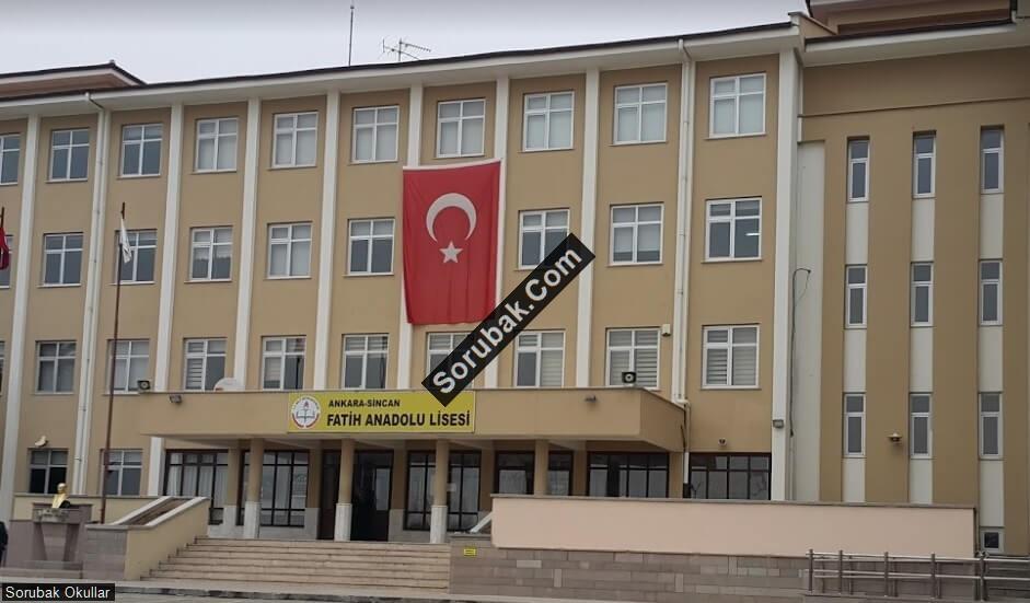 Fatih Anadolu Lisesi
