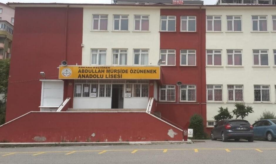 Abdullah Mürşide Özünenek Anadolu Lisesi