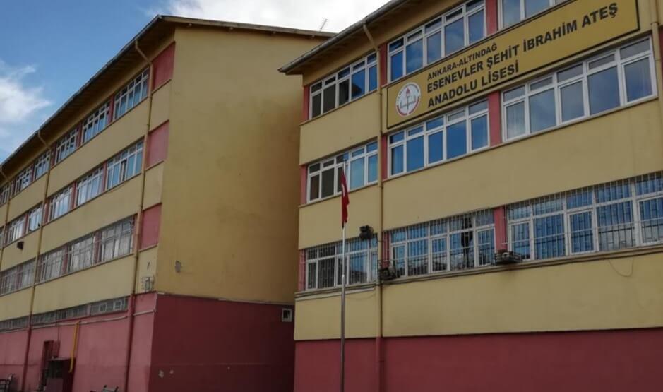 Esenevler Şehit İbrahim Ateş Anadolu Lisesi