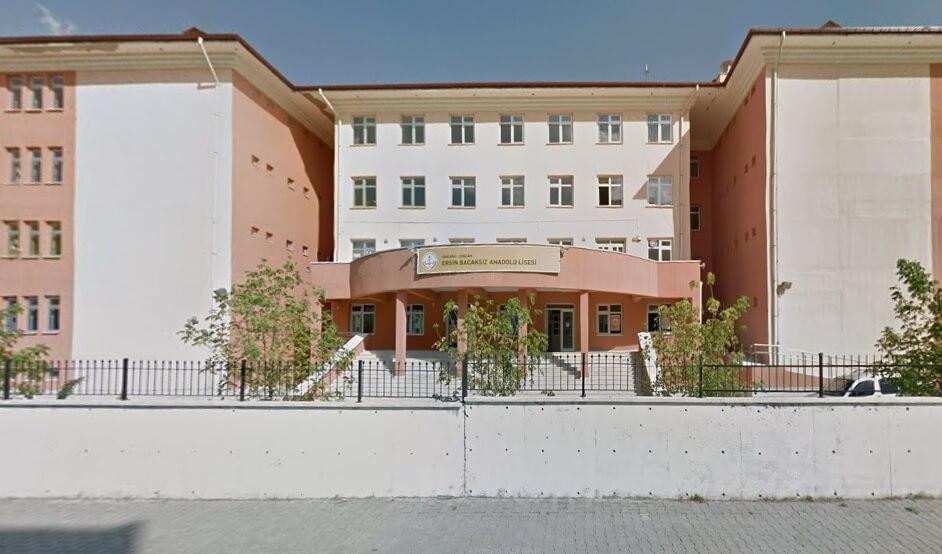 Şehit Ersin Bacaksız Anadolu Lisesi