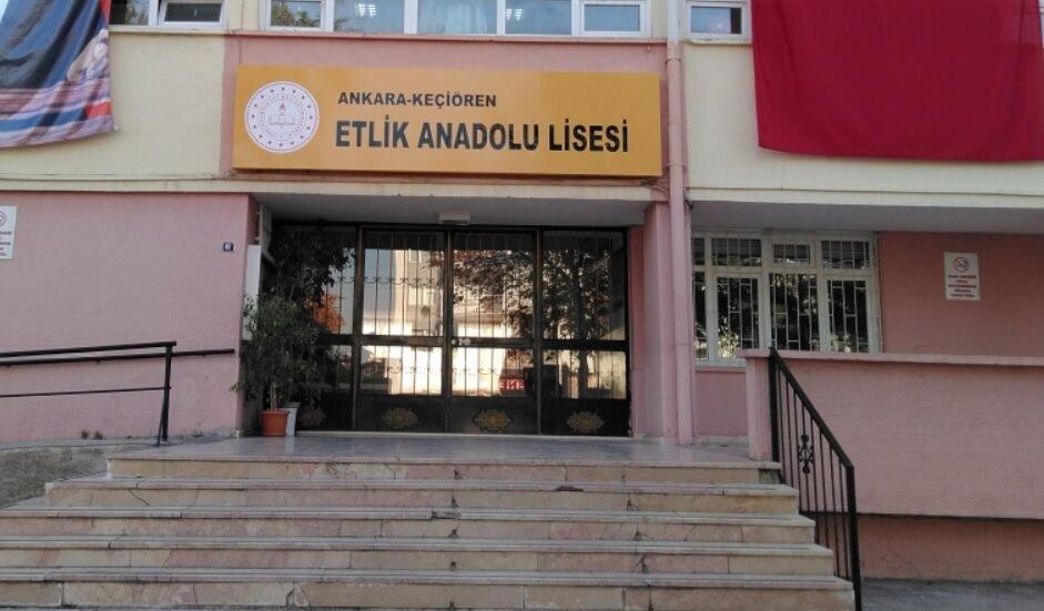 Etlik Anadolu Lisesi