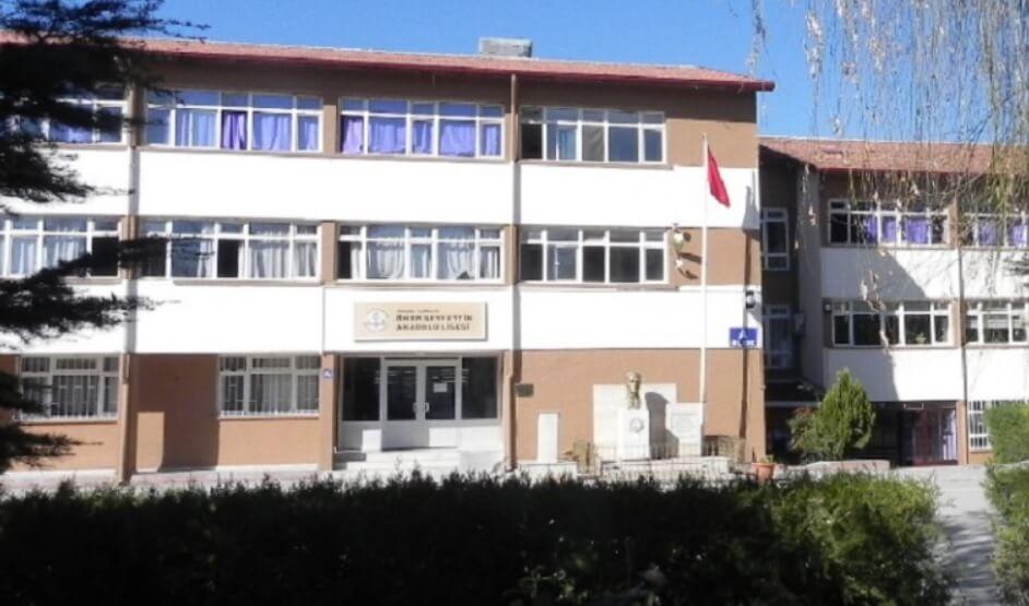 Ömer Seyfettin Anadolu Lisesi