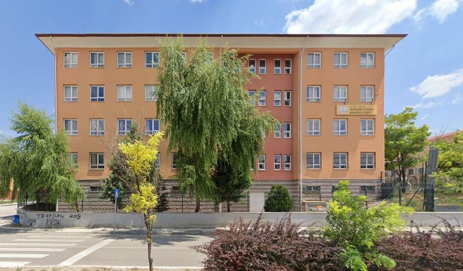 Yenikent İlksan Anadolu Lisesi