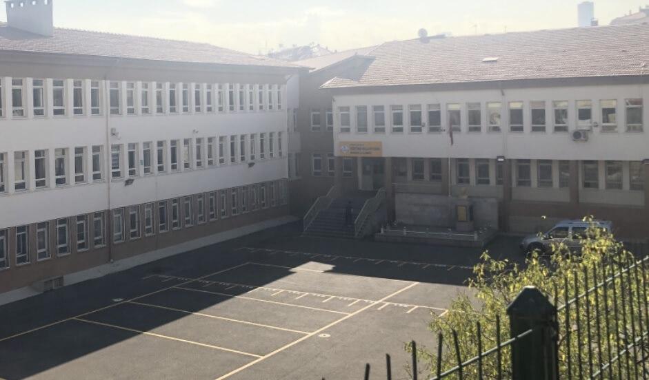 Öğretmen Necla Kızılbağ Anadolu Lisesi
