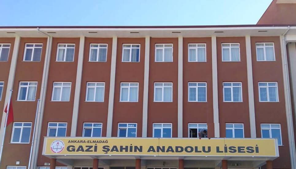 Gazi Şahin Anadolu Lisesi