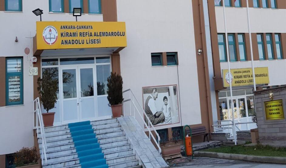 Kirami Refia Alemdaroğlu Anadolu Lisesi