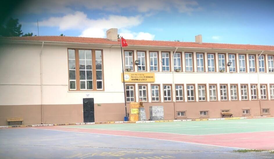 Bahçelievler Deneme Anadolu Lisesi