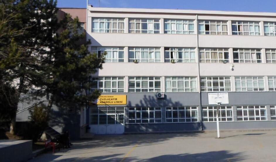 Tuzlucayır Anadolu Lisesi