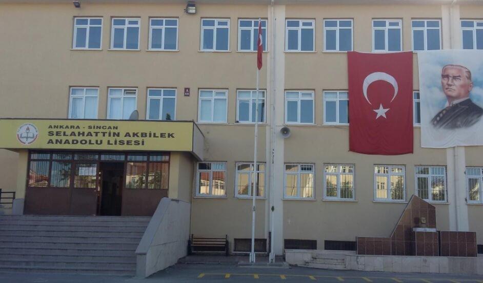 Selahattin Akbilek Anadolu Lisesi