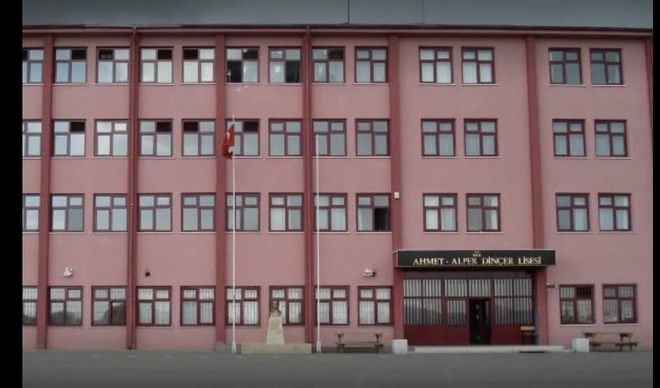 Ahmet Alper Dinçer Anadolu Lisesi
