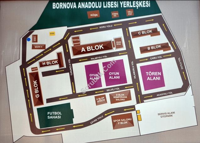 Bornova Anadolu Lisesi