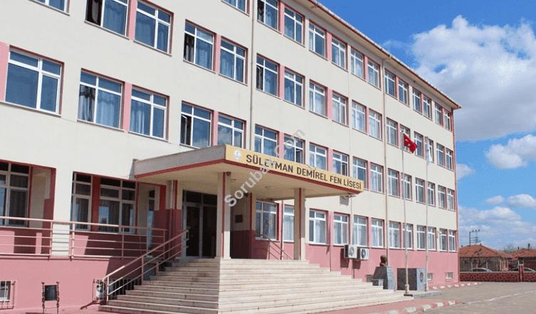 Edirne Süleyman Demirel Fen Lisesi