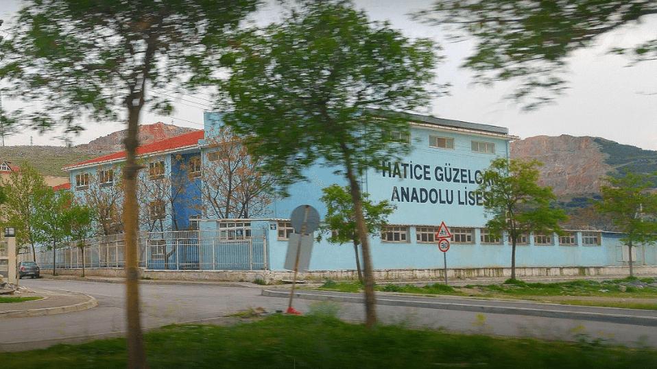 Bornova Hatice Güzelcan Anadolu Lisesi