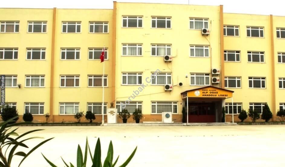 Alp Oğuz Anadolu Lisesi