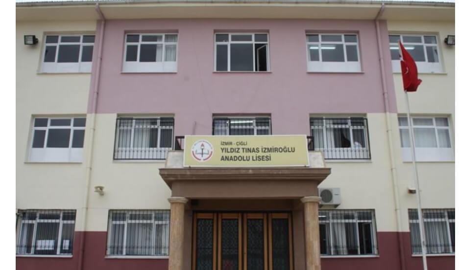 Çiğli Yıldız Tınas İzmiroğlu Anadolu Lisesi