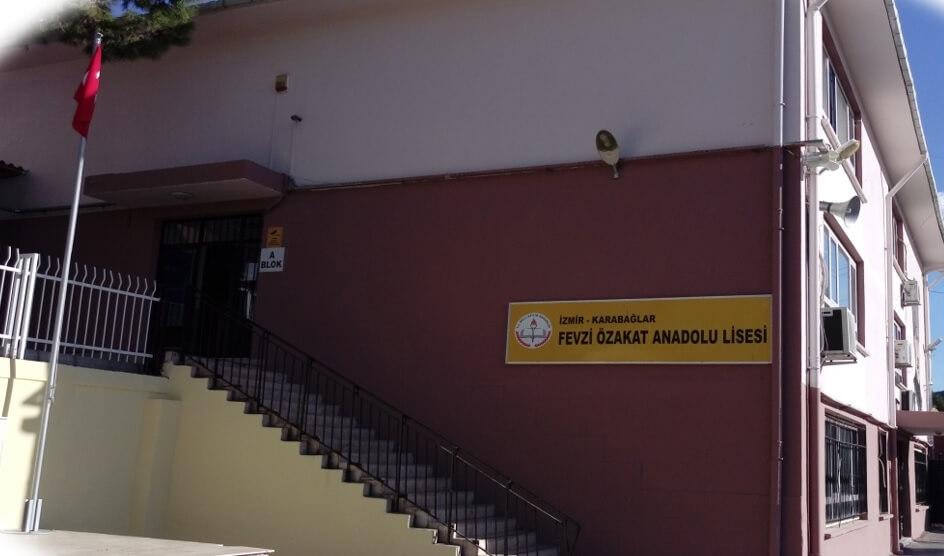 Karabağlar Fevzi Özakat Anadolu Lisesi