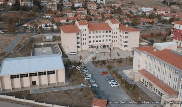 Yavuz Sultan Selim Fen Lisesi