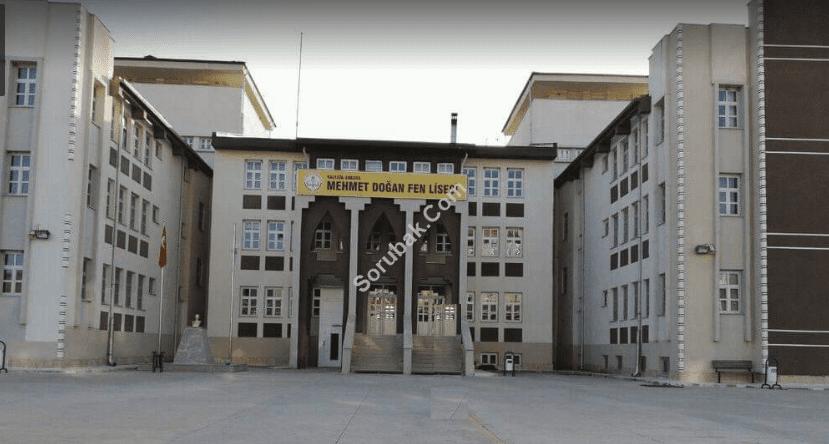 Mehmet Doğan Fen Lisesi