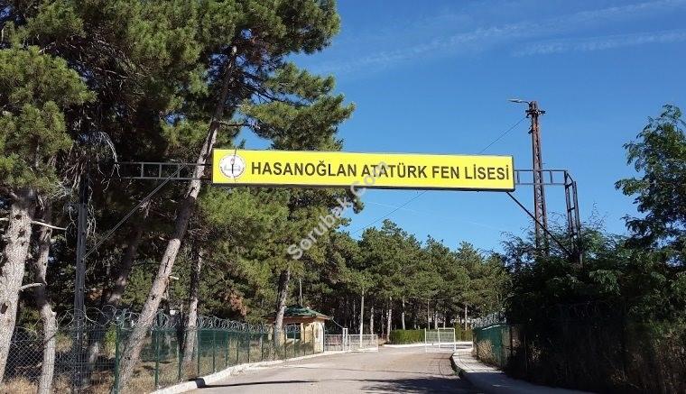 Hasanoğlan Atatürk Fen Lisesi