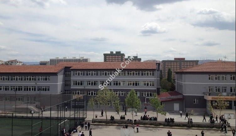 Cumhuriyet Fen Lisesi