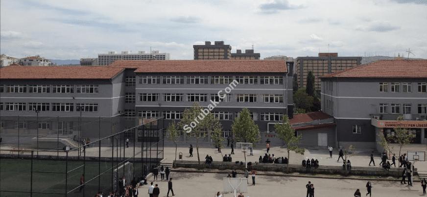 Ankara Cumhuriyet Fen Lisesi