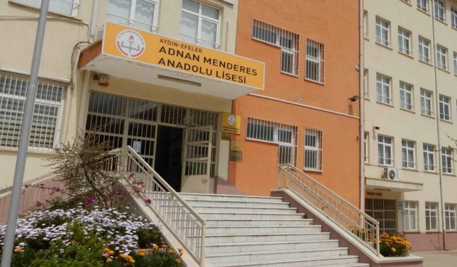 Adnan Menderes Anadolu Lisesi