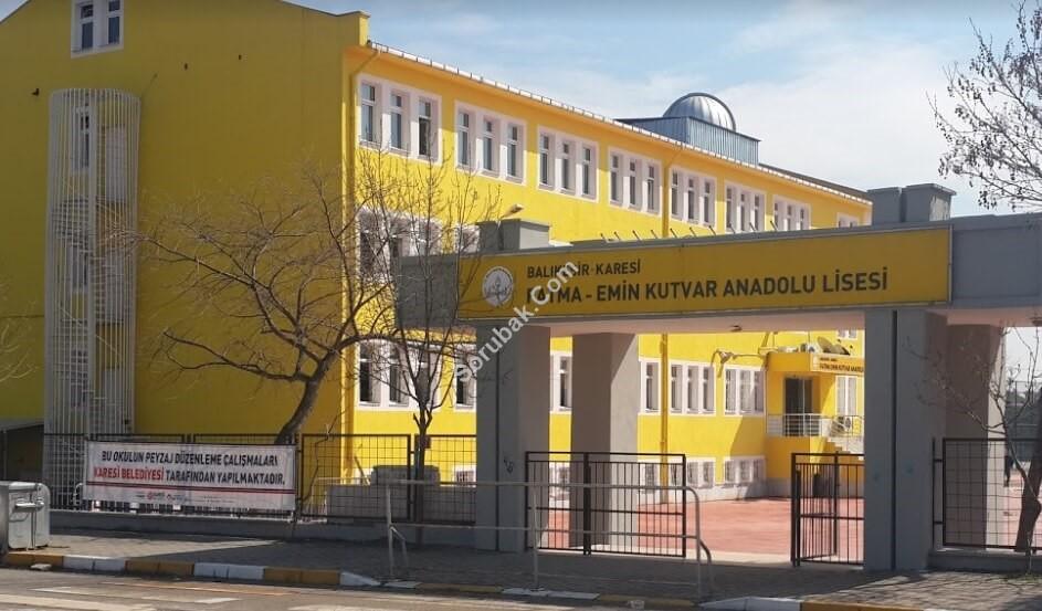 Fatma-Emin Kutvar Anadolu Lisesi