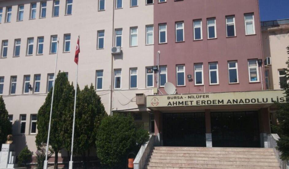 Ahmet Erdem Anadolu Lisesi