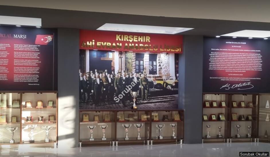 Kırşehir Ahi Evran Anadolu L