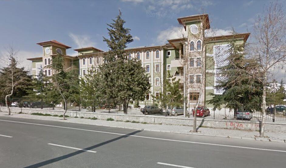 Tenzile Erdoğan Anadolu Lise