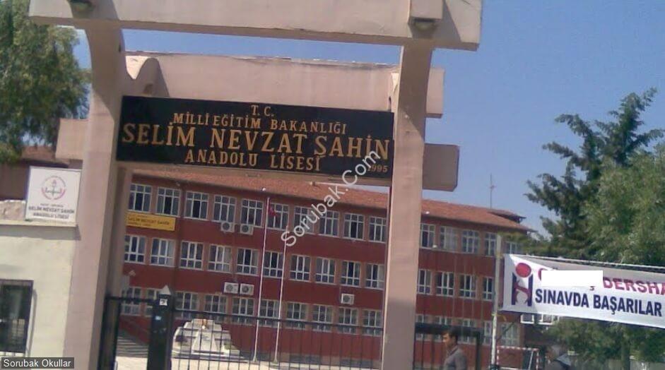 Selim Nevzat Şahin Anadolu L