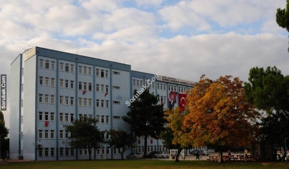 Şükrü Şankaya Anadolu Lisesi