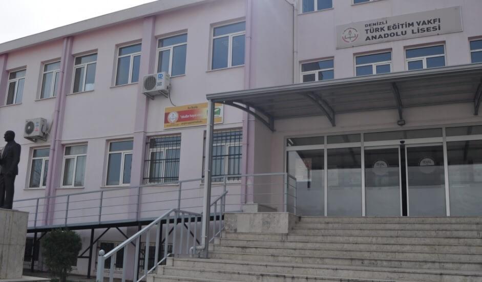 Türk Eğitim Vakfı Anadolu Lisesi