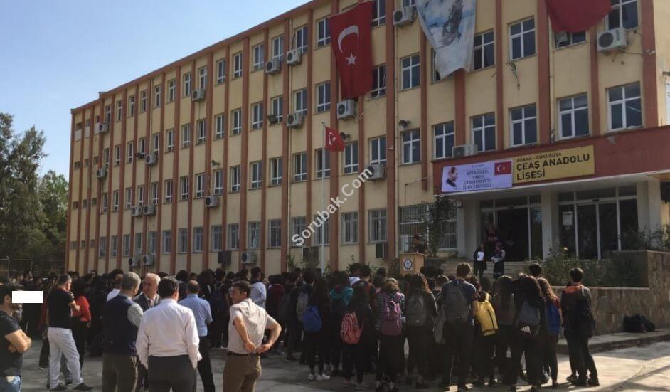 ÇEAS Anadolu Lisesi