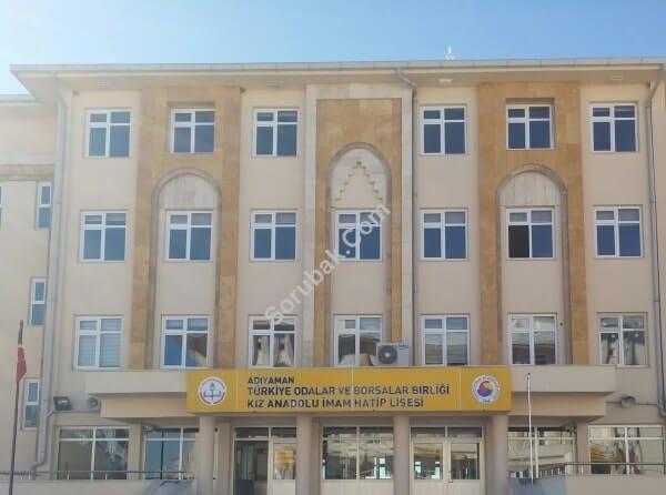Türkiye Odalar Ve Borsalar B