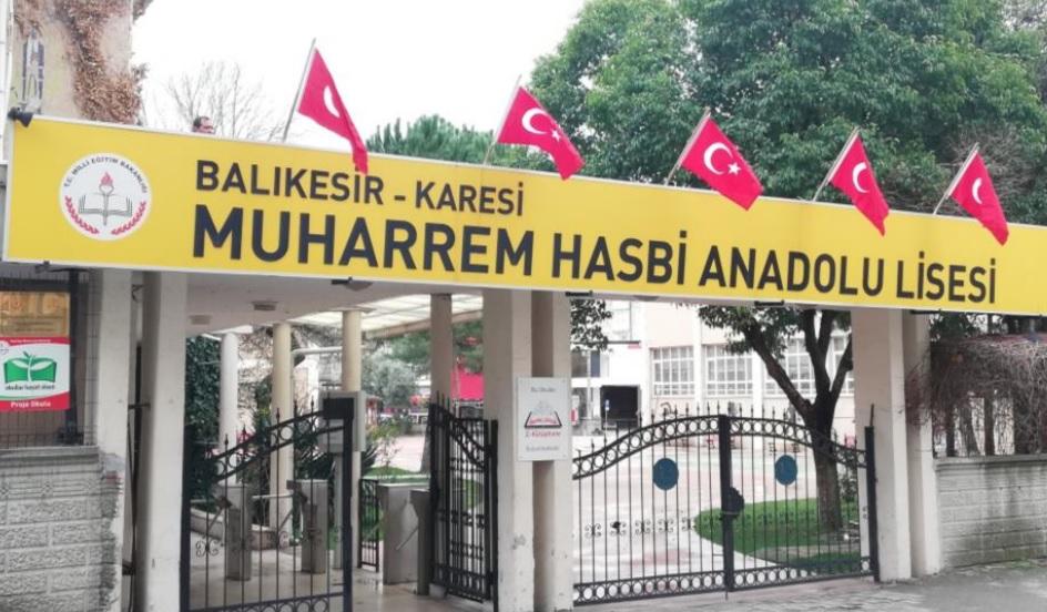 Balıkesir Muharrem Hasbi Anadolu Lisesi