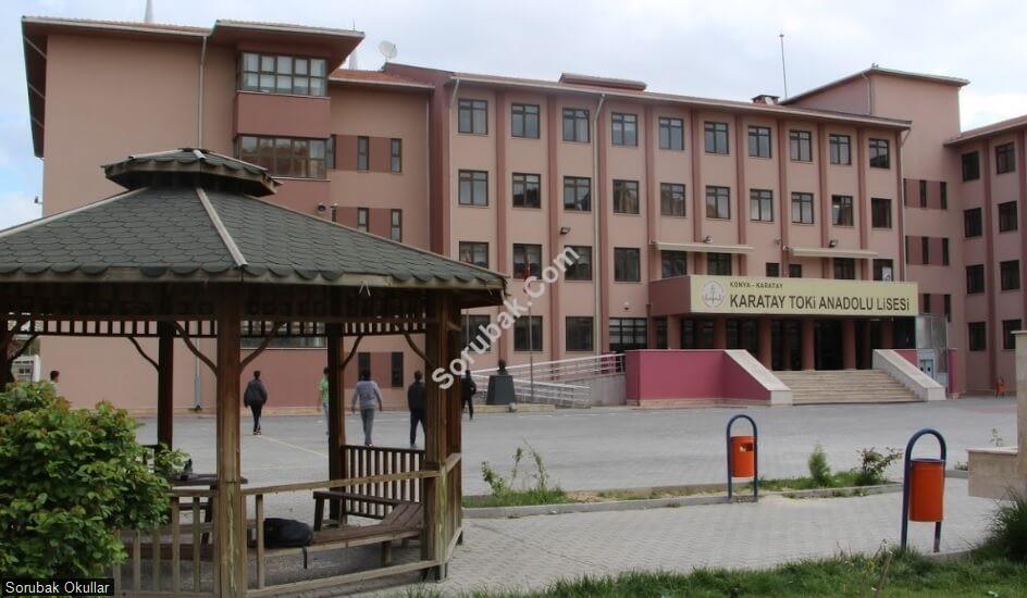 Karatay Toki Anadolu Lisesi