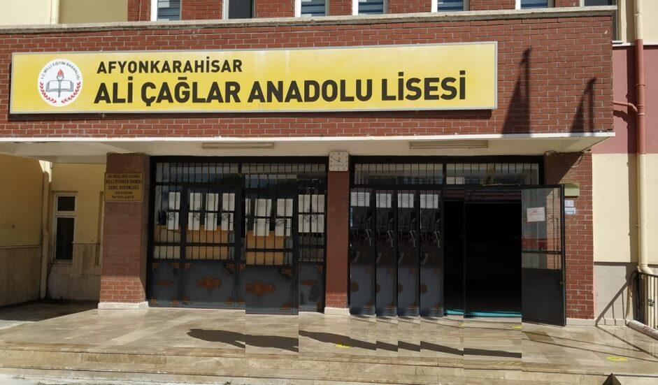 Ali Çağlar Anadolu Lisesi