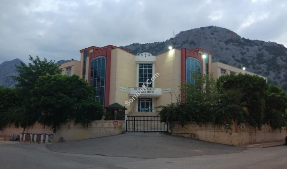 Dr. İlhami Tankut Anadolu Lisesi