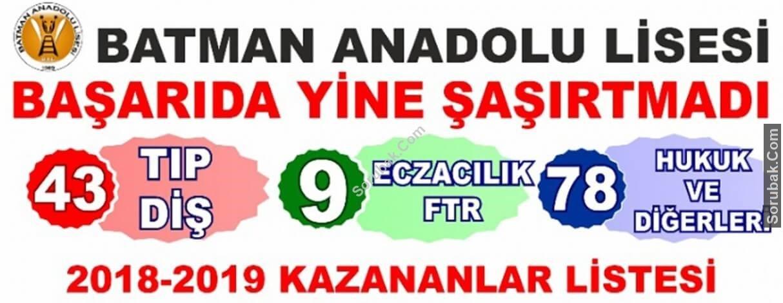 Batman Anadolu Lisesi