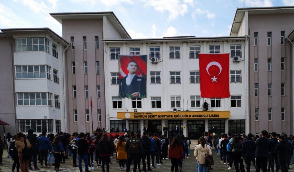 Savrun Şehit Mustafa Çiğiloğlu Anadolu Lisesi