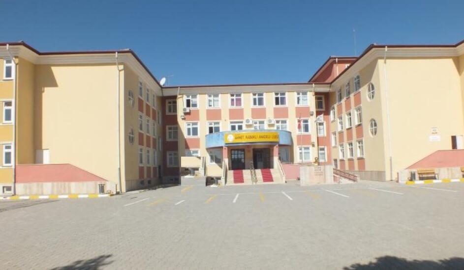 Ahmet Kabaklı Fen Lisesi