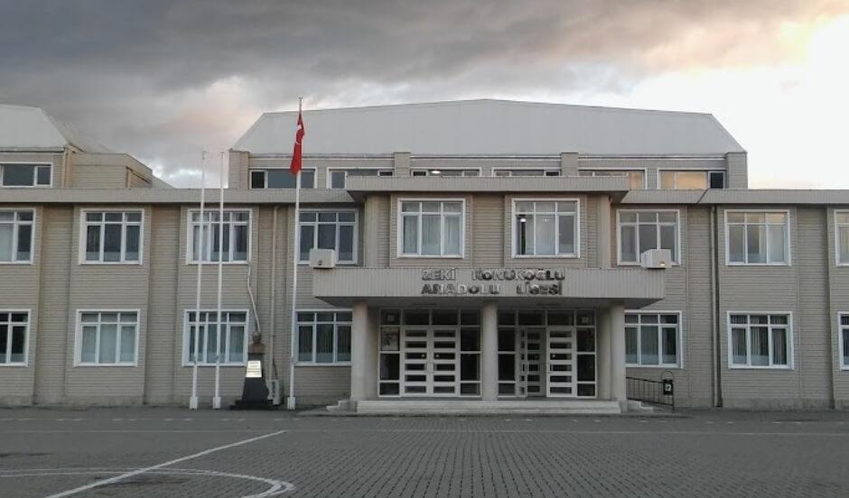 Zeki Konukoğlu Anadolu Lises
