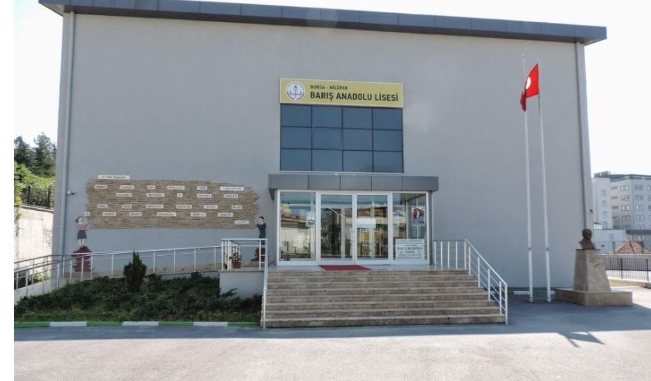 Nilüfer Belediyesi Barış Anadolu Lisesi