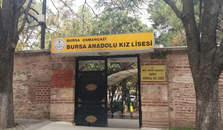 Bursa Anadolu Kız Lisesi resmi