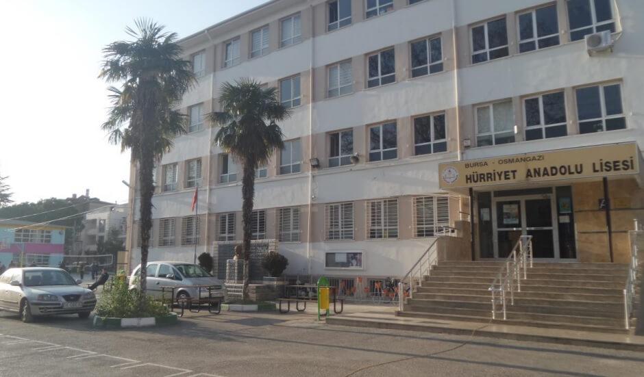 Bursa Hürriyet Anadolu Lisesi