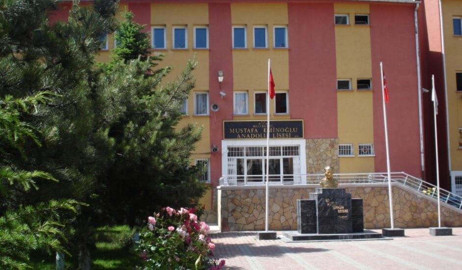 Melikgazi Mustafa Eminoğlu Anadolu Lisesi
