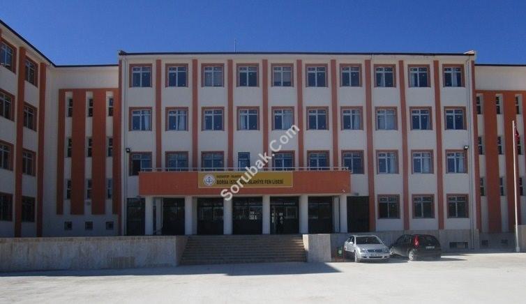 Borsa İstanbul İslahiye Fen Lisesi