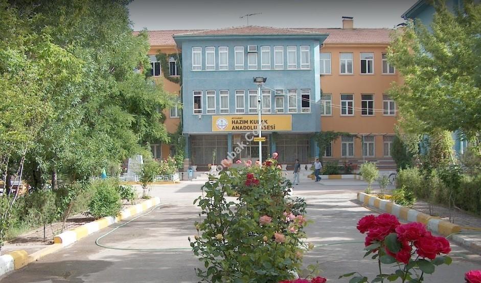 Hazım Kulak Anadolu Lisesi